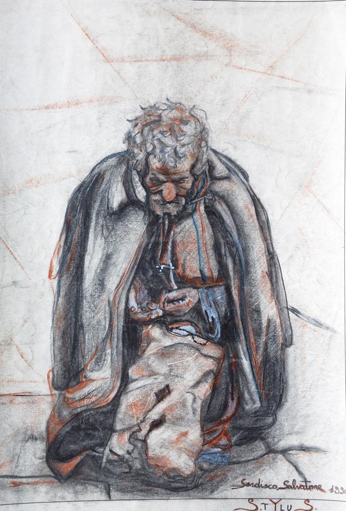 Il mendicante